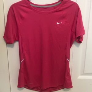 Women's Nike exercise tee